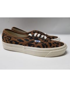 Vans Unisex Authentic 44 DX Anaheim OG Leopar EU42