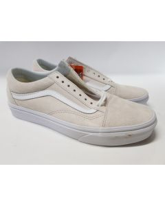 Vans Unisex Old Skool Moonbeam/White EU40.5