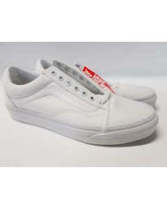 Vans Unisex Old Skool True White EU41