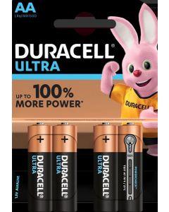 Duracell Ultra AA Batteries 20 x 4pk