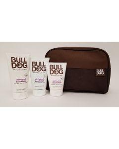 BullDog for Men Oil Control Skincare Bundle