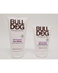 BullDog for Men Oil Control Skincare Duo