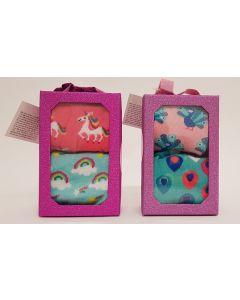 Tiger Girls Gift Boxed Socks 24pk