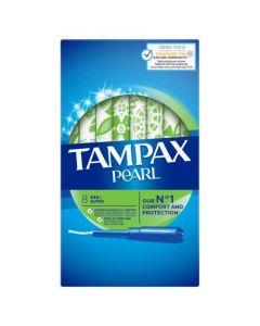 Tampax Pearl Super 12 x 8pk