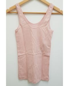 Petit Bateau Womens Iconic Vest Top Pink X Small