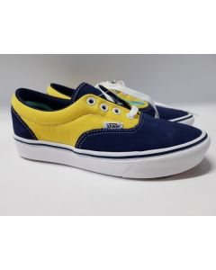 Vans Unisex Comfycush Era Dress Blue/Yellow EU36