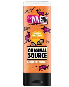 Original Source Orange Shower Gel 6x250ml