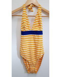 Petit Bateau Womens One Piece Swimsuit X Small