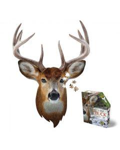 I Am Buck 300pc Jigsaw 6pk