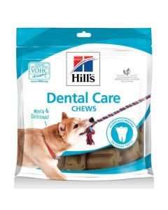 Hill's Dental Care Chews for Dogs 170g 6pk
