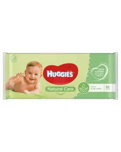 Huggies Natural Care Baby Wipes 10x56pk