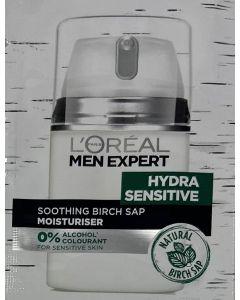 L'Oreal Men Expert Sensitive Moisturiser 1980x5ml