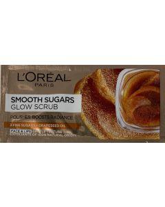 L'Oreal Smooth Sugars Glow Scrub 900x4ml