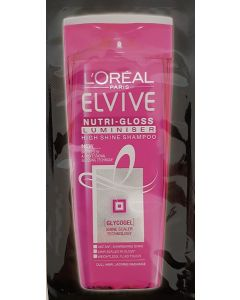 Elvive Nutri-Gloss Luminiser Shampoo 600x10ml