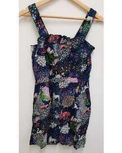 Cath Kidston Dream Forest Playsuit UK 6