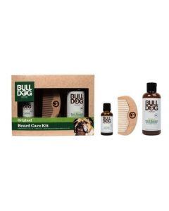 Bulldog Beard Care Kit 4pk