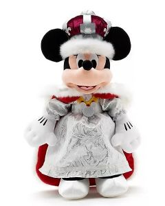 Disney Minnie Mouse Queen Soft Toy 5pk