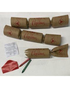 Classic Christmas Crackers 100pk