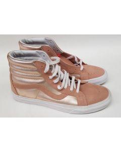 Vans Unisex Hi Top Pink/White EU41
