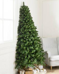 Balsam Hill 7' Flatback Unlit Tree