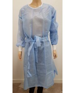 Disposable Isolation Gown Large 100pk
