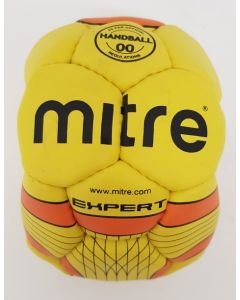 Mitre Expert Handball Yellow Size 00