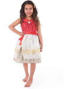 Island Princess Dress Up 3-5yrs