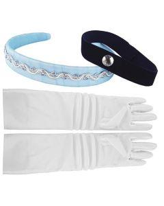 Cinderella Headband, Choker & Gloves Dress Up