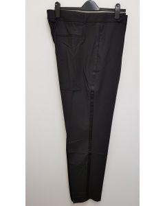 YSL Mens Black Uniform Trousers EU52
