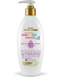 OGX Coconut Oil Heat Protect Cream 6 x 177ml
