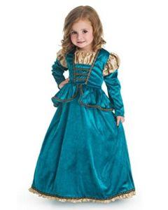 Scottish Princess Dress Up 5-7yrs