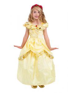 Yellow Beauty Dress Up 5-7yrs