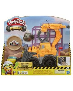 Play-Doh Wheels Front Loader Toy Truck 2pk