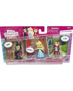 Disney Princess Comic Figures 6pk