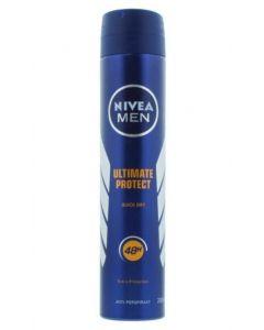 Nivea Mens Ultimate 48hr Anti-Perspirant 12x200ml