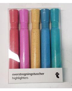 Tiger Highlighter Pens 40 x 5pk