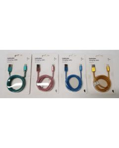 Tiger 120cm Charging Cable for iPhone 24pk