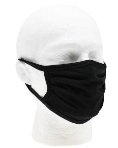 Reusable Adult Black Face Mask