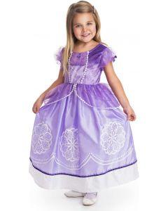Purple Amulet Princess Dress Up 7-9yrs