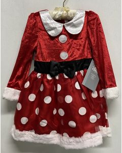 Minnie Mouse Dress 3 Yrs