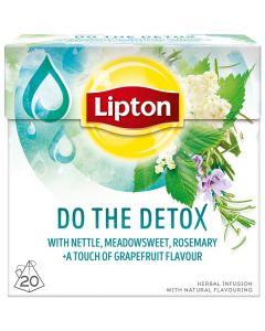 Lipton Do The Detox Herbal Tea 6x20pk