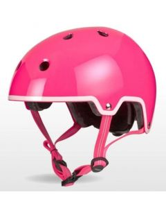 Micro Girls Plain Helmet 55-58cm Medium