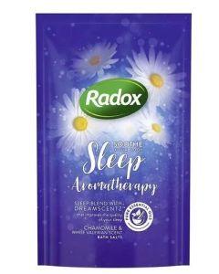 Radox Soothe Your Body Bath Salts 4 x 900g