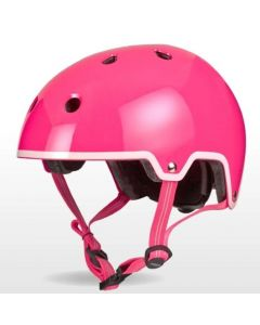 Micro Girls Plain Helmet 48-54cm Small