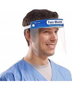 Full Face Protective Visor Shield 200pk