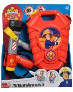 Fireman Sam Water Spray Gun Toy