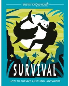 Buster Know How Survival Paperback Book