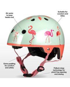 Micro Helmet Childrens 52-56 cm Age 6+ years