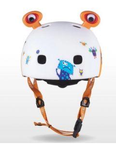 Micro Helmet 3D Monsters Childrens 52-56cm