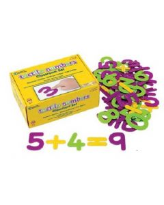Tactile Numbers Classroom Set